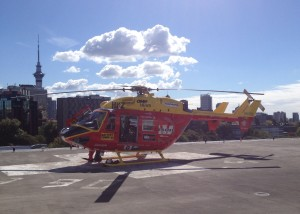 ARHT BK119 at Auckland Hospital